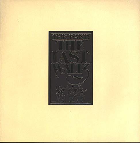 LAST WALTZ LP (VINYL) GERMAN WARNER BROS 1978