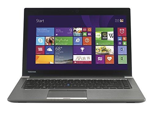 "Toshiba Tecra Z40-B-10N Ultrabook, Display 14,0"" HD LED, Processore Intel i3-5005U 2.00 GHz Turbo, Scheda Video Intel HD Graphics 4400, HDD 500 GB 7200, 4 GB RAM, Argento"
