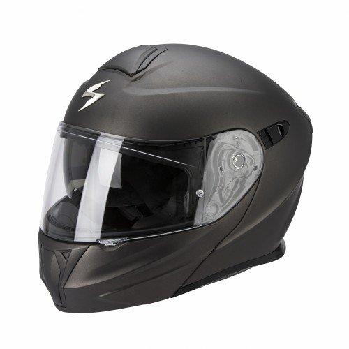 Scorpion Casco moto EXO-920 Solid Anthracite opaco M