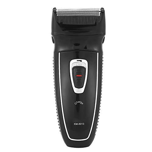 【 } 【 220 V con indicador recargable, máquina de afeitar de barra, afeitadora eléctrica para hombres hombres de negocios
