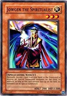 Yu-Gi-Oh! - Jowgen The Spiritualist (TP5-EN011) - Tournament Pack 5 - Promo Edition - Common