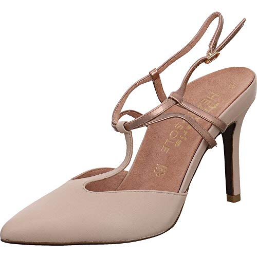 Tamaris Damen Pumps s. 24061.46 1-1-29611-22/492 beige 604141