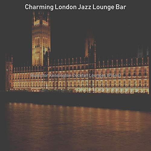 Charming London Jazz Lounge Bar
