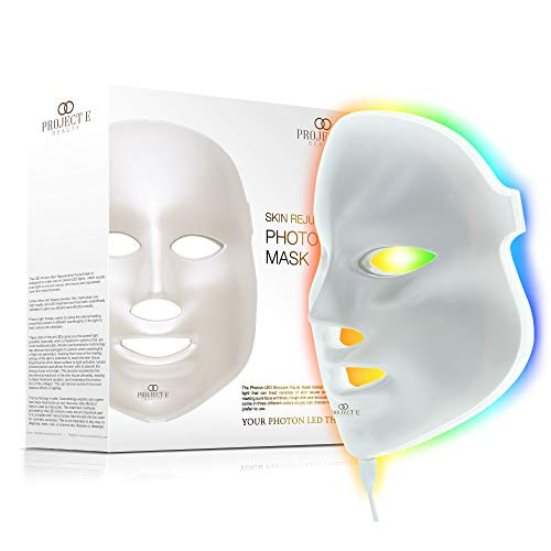 Project E Beauty LED Photon Terapia 7 Trattamento...