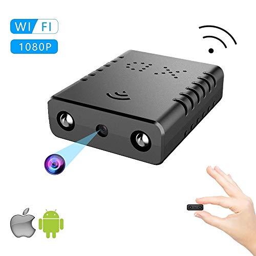 LYA HD 1080P WiFi Mini Web-camera Sport Receiver Security Security Security Camera Video Recorder Voice Vision Infrarood Bewegingsmelder