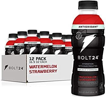 12-Pack BOLT24 Antioxidant Advanced Electrolyte Drink Fueled by Gatorade
