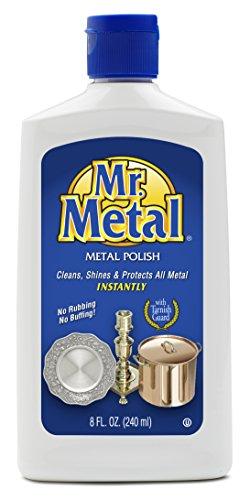 Mr. Metal All-Purpose Metal Polish Liquid - 8 oz.