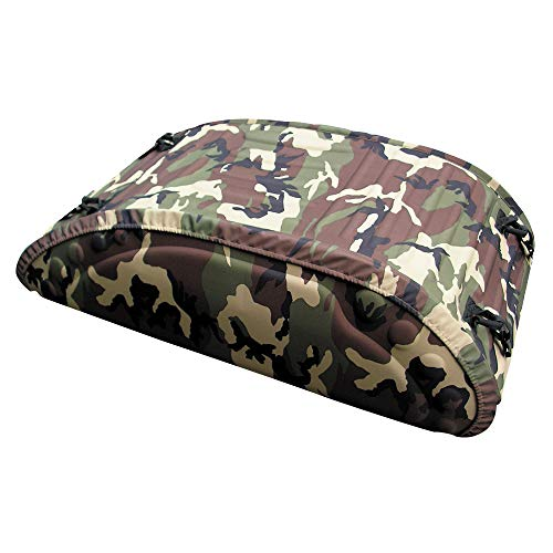 3D MAXpider 6061L-45 Camouflage Large Foldable Roof Bag (Rain Cover Included), 1 Pack