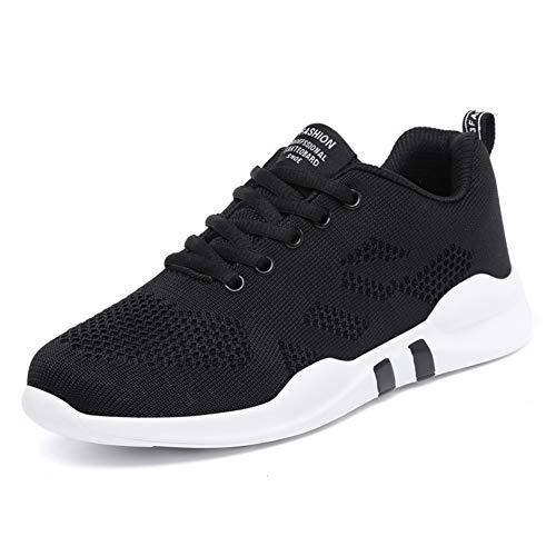 LUOBANIU Dames gymschoenen ademende loopschoenen lichtgewicht sportschoenen vrijetijdsschoenen sneaker trainer voor outdoor fitness gym wandelschoenen