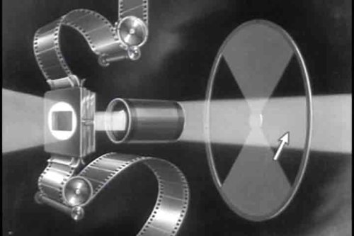 Vintage Eyes, Vision & Optometry Films DVD: Sight, Optics & the Human Eye