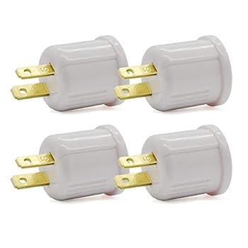Best plug in light socket Reviews