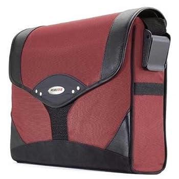 Mobile Edge MEMS07 Select Messenger Bag in Dr Pepper / Black
