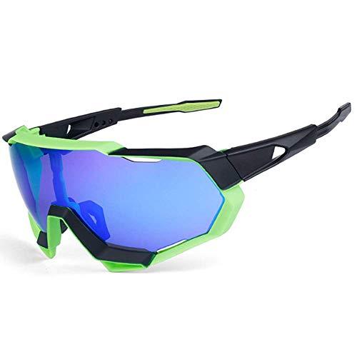 Zeagro Gafas de Sol Deportivas polarizadas - Gafas de Ciclismo Protección Ocular UV - para la conducción Diurna y Nocturna Correr Esquiar Pescar Golf para Hombres y Mujeres