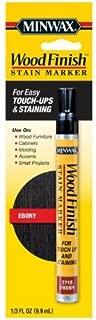 Minwax 63490 1/3 Oz Ebony WoodFinish Stain Marker