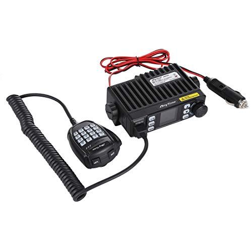 AT-779UV Mobile Radio VHF/UHF de banda dual 25W 200CH FM móvil radio de coche walkie talkie Alta calidad