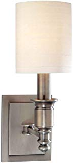 Hudson Valley Lighting 7501-OB One Light Wall Sconce from the Whitney collection 1, Old Bronze