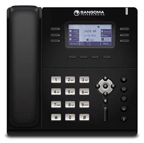 Sangoma s405 VoIP Phone with POE (or AC adapter sold separately)