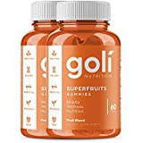SUPERFRUITS Vitamin Gummy by Goli Nutrition - 2