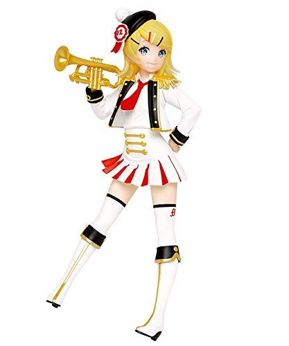 Taito 7' Hatsune Miku Winter Live Kagamine Rin Action Figure
