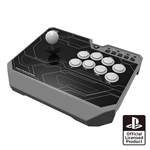 【SONYライセンス商品】ファイティングスティックforPlayStation®4/PlayStation®3/PC【PS4対応】