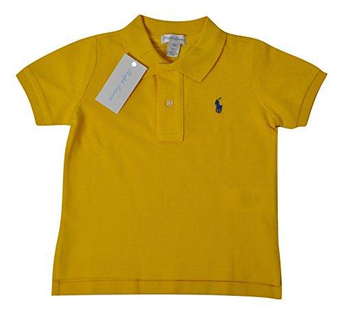 Polo Ralph Lauren - Polo - Bébé (garçon) 0 à 24 mois - Jaune - 24 mois