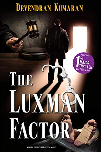 THE LUXMAN FACTOR (English Edition)