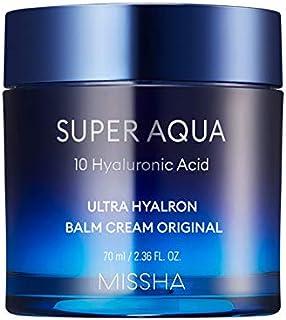 Missha Super Aqua Ultra Hyalron Balm Cream Original, 70ml