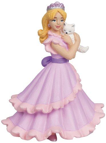 Papo 39010 Bezaubernde Welt Prinzessin Chloe, Mehrfarben