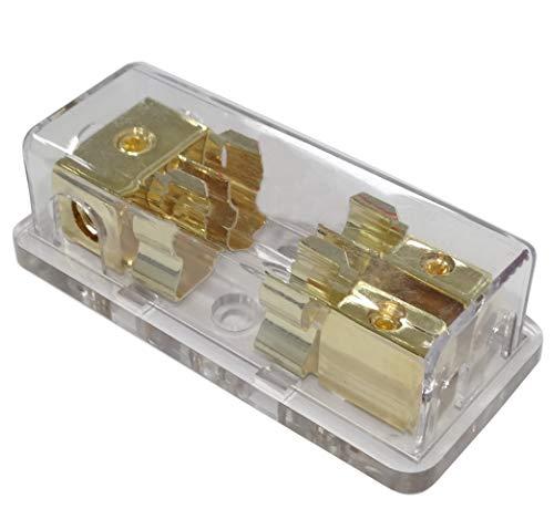 AERZETIX: Verteilersicherungshalter Stromverteiler Stromversorgung für AGU-Sicherungen C41293