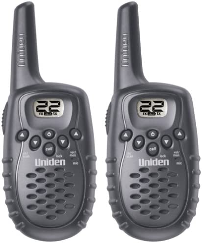 Amazon Com Uniden Gmr325 2 3 Mile 22 Channel Gmrs Frs Two Way Radios Pair