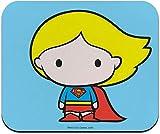 Alfombrilla de ratón fina de perfil bajo de Superman Supergirl...