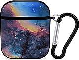 Starry1 Porte-clés pour Airpods esthétique et romance, résistant à la poussière et aux chutes...
