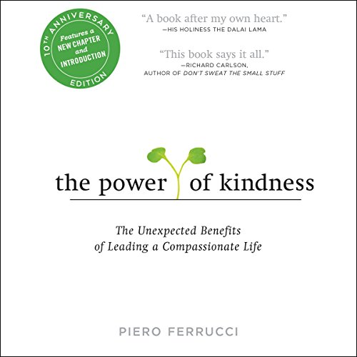 The Power of Kindness 10th Anniversary Edition audiobook cover art
