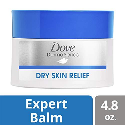 Dove Dermaseries Fragrance-Free Skin Balm for Dry Cracked Skin, 4.8 Ounce