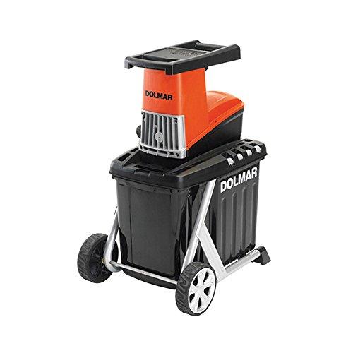 Dolmar FH2500 Astilladora eléctrico, 2500 W, Negro/Naranja