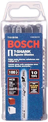 BOSCH T101B100 Wood & Plastic Clean Cut 4