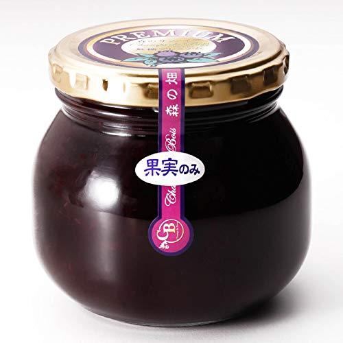 ブルーベリージャム 無添加 国産 無加糖 長野県産 高級果実「森のサファイア」使用 農園で手作り