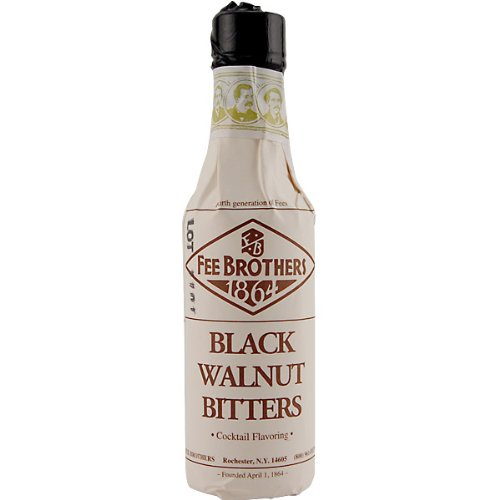 Fee Brothers Black Walnut Cocktail 4 Max 61% OFF 2021 new - Ounce Bitters