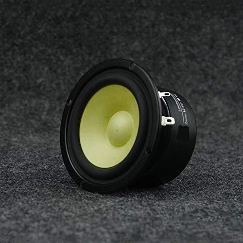 Wnuanjun 1 stück 3 Zoll 4Ohm Full Range Lautsprecher 8-15W HiFi Tragbarer Lautsprecher Laptop Mini DIY Audio-Louuspeaker 2Pcs für öffentliche Adressanlage (Größe : 8ohm Round)