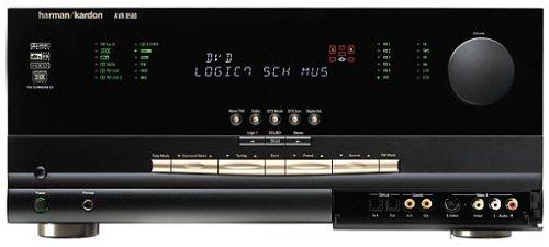 Harman/Kardon AVR 8500 - Receptor AV, Color Negro