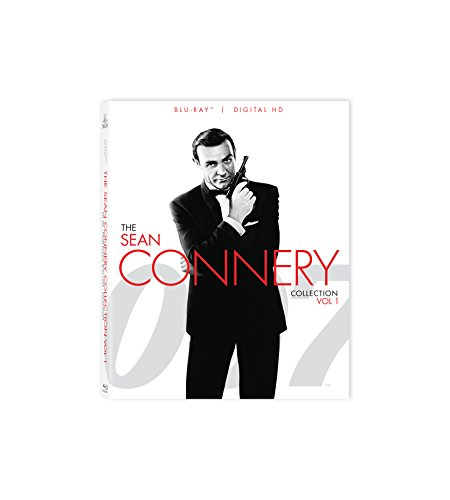 007 The Sean Connery Collection 1 [Edizione: Stati Uniti]
