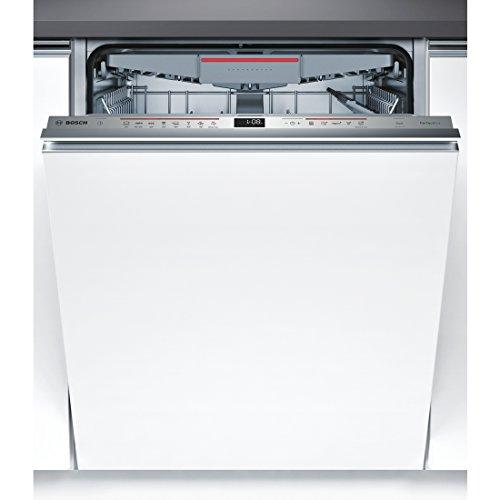 Bosch - Lavavajillas integrable Serie 6 SMV68MX03E - A+++ - Tamaño completo (60 cm) - 14 cubiertos - Blanco