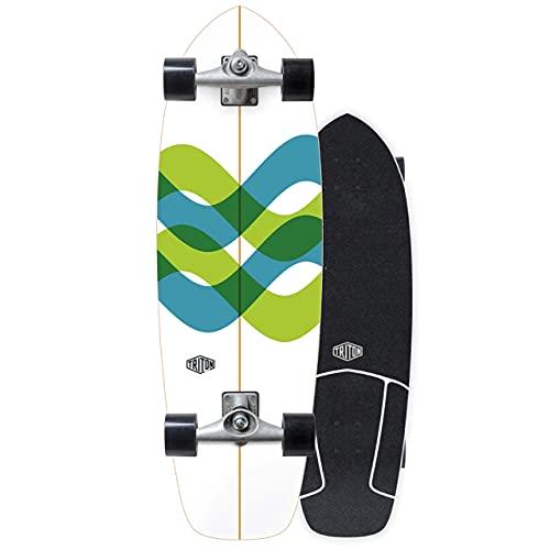Carver Triton Signal CX - Tabla de surf (31'), color blanco
