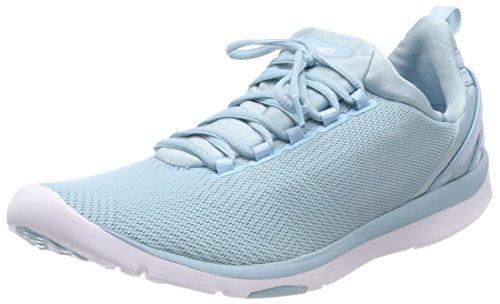 Asics Gel-fit Sana 3, Zapatillas de Running Mujer, Azul (Porcelain Blue/Silver/White 1493), 39 EU