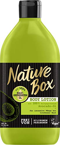 Nature Box Body Lotion Avocado-Öl (1 x 385 ml)