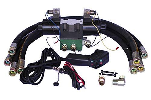 T-MAX Installationssatz für hydraulische Seilwinde CHW