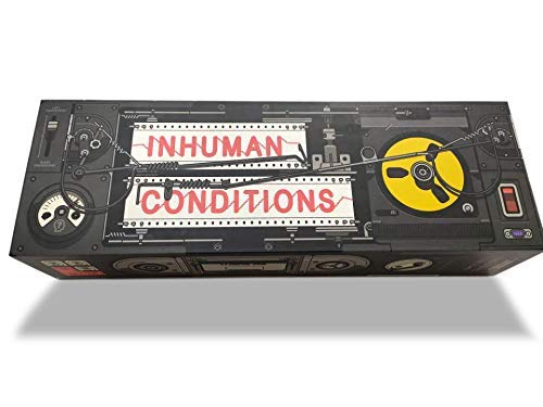Inhuman Conditions: A Game of Cops and Robots