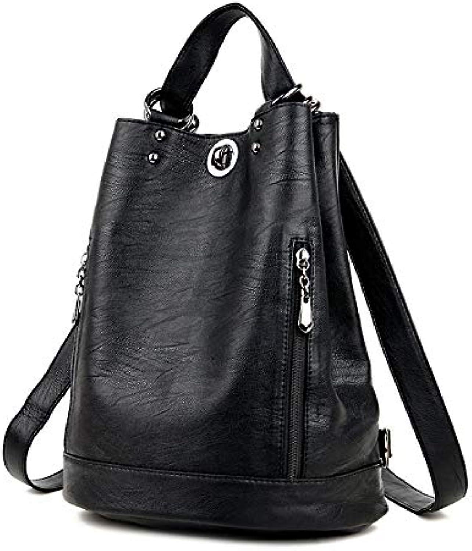 ASHIJIN Womens Backpack Travel Shoulder Bag Womens Fashion Womens Bag Backpack Womens Student Backpack
