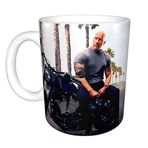 Street Racing One Shot Dominic Toretto Fast & Furious - Taza de cerámica para bebidas calientes (7 tazas), diseño de Toretto Fast & Furious