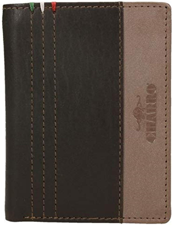 Charro Charro Charro Portemonnaie aus Leder, ohne Reißverschluss, Modell 3 B07J21DX2W 1fb167
